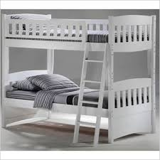 twin bunk beds white.  Beds Night And Day Cinnamon Twin Over In White Intended Bunk Beds