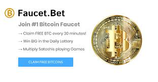 Get up to 10 000 satoshi every 30 minutes. Faucet Bet Free Bitcoin Faucet Lottery Crypto Games Rewards