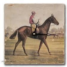 century horse jockey clock clocks clocks by studio vertu 283c 8 clock at horse and hound gallery