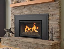 gas fireplace insert central ct