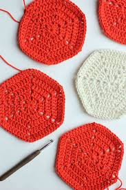 Hexagon Crochet Pattern Inspiration Basic Crochet Hexagon Pattern Tips And Clear Photos