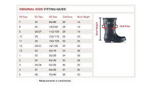 Aigle Rain Boots Size Chart Sizing Charts Wonderful Wellies