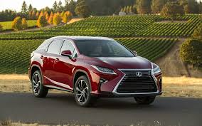 Lexus Suv Size Chart 2018 Lexus Rx Rx 350 Specifications The Car Guide