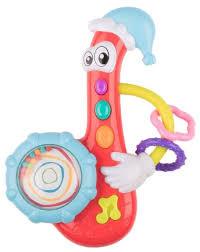 Купить Интерактивная <b>развивающая игрушка Happy Baby</b> Jazzy ...