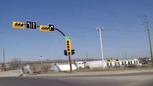 Alberta Traffic Lights Life In Calgary Alberta Canada Driving Around The City