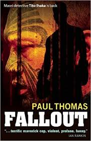 book reviews and sometimes i wonder about you by walter mosley and fallout by paul thomas buried under books