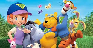 tigger and pooh. Perfect Tigger My Friends Tigger U0026 Pooh Backdrop 1 Throughout And