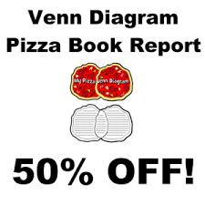 Venn Diagram Pizza 50 Off Venn Diagram Pizza Book Report Project