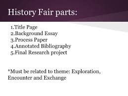 how to write a term paper example papers research cover page   history fair informational tuesday 1 ppt research paper cover page example sl research paper