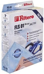 <b>Мешок</b>-<b>пылесборник Filtero FLS</b> 01 (S-bag) Экстра, для Electrolux ...