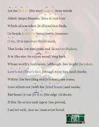 iambic pentameter shakespeare s sonnet acirc poemshape the sonnet