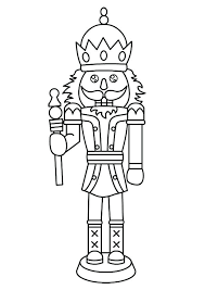 Small Picture Nutcracker Coloring Pages Online Printable For Kids vonsurroquen