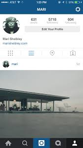 instagram profile iphone. Exellent Iphone Inside Instagram Profile Iphone O