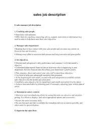 Sales Associate Job Description Resume Stunning Customer Service Associate Job Description Resume Retail Salesperson