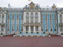 Catherine Palace Floor Plan