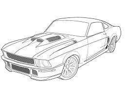 Small Picture 20 Best Images About Cars To Color On Pinterest At Lowrider