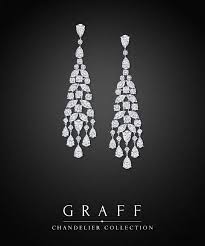 graff diamonds chandelier earrings for chandelier diamond earrings