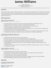 10 Internship Resume With No Experience Resume Samples