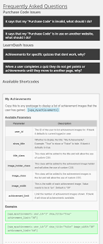 wpachievements wordpress achievements plugin by digitalbuilder screenshots create achievement png screenshots create quest png screenshots leaderboard table png screenshots leaderboard widget png