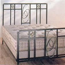 charles rennie cr mackintosh metal beds