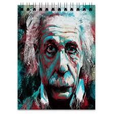Блокнот Альберт Эйнштейн #1563611 от annarjumina@rambler.ru