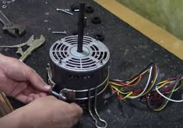 blower motor capacitor wiring blower image wiring how to replace a furnace blower motor and capacitor hvac how to on blower motor capacitor