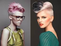 Mohawk Hairstyles For Women That Have