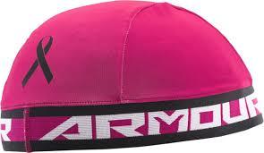 under armour breast cancer. under armour pink heatgear skull cap breast cancer