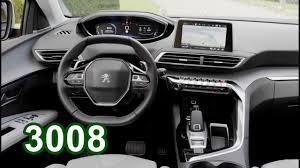 2018 peugeot 3008 interior. fine 3008 intended 2018 peugeot 3008 interior 3