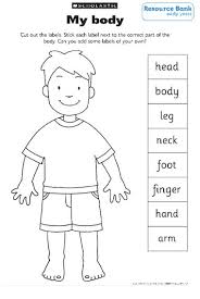 © contributed by leanne guenther. My Body Early Years Teaching Resource Scholastic
