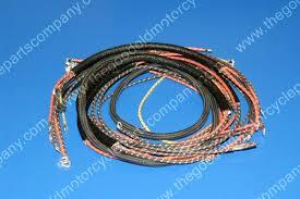 harley davidson 4735 30 1930 36 vl rl wiring harness