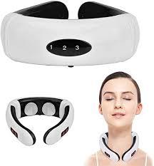 JBAMfang <b>Electric Pulse Neck Massager</b>, Multifunction Intelligent ...
