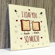 Funny Love Quotes Anniversary Card For Husband Boyfriend Gifts
