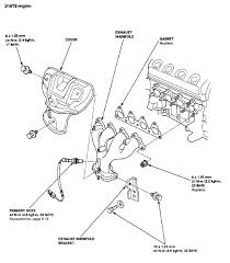 how many o2 sensor in 1996 civic ex d16y8 honda tech however some d16y8s apparently do have the primary plugged into the exhaust manifold