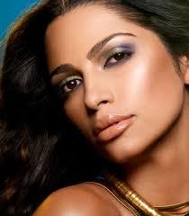 eye color for olive skin