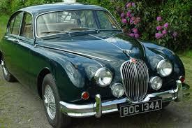 Jaguar Mark 2 Classic Car Hire - HCHG