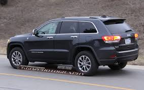 Beautiful 2014 Jeep Grand Cherokee Limited in Interior Design For ...