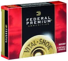 Buy Vital Shok Buckshot For Usd 17 95