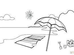 Seaside Coloring Pages Trustbanksurinamecom