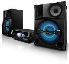 sony home stereo. amazon.com: sony shake5 2400 watt audio system with bluetooth and nfc: home \u0026 theater stereo b