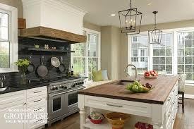 wood countertops kitchen farmhouse kitchen design by kitchen bath wood countertops kitchen ideas