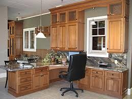 office in kitchen. homecrest office cabinets kitchen views mansfield ma in