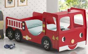 My First Fire Engine Twin Bed