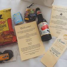 10 wedding welcome bag items that make for awesome gifts weddingwire