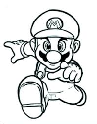Disegni Super Mario Bros Da Colorare