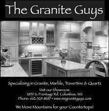 the granite guysspecializing in granite marble travertine quartzvisit our showroom 2859 s