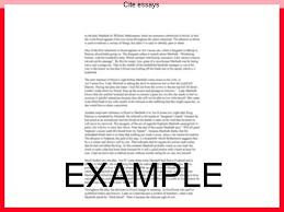 cite essays college paper help cite essays citing an essay is similar to citing a chapter in a book or