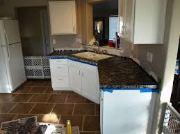 Sealing Painted Countertops Live Gorgeously Painted Granite Countertops Tutorial