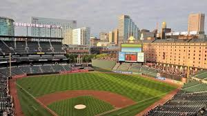 Oriole Park At Camden Yards Section 332 Row 21 Seat 14