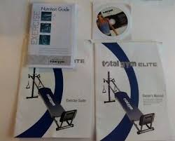 Total Gym Exercise Manual Booklet In Pdf Download No